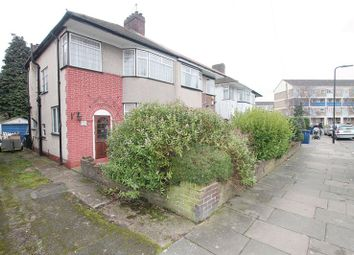 Thumbnail 3 bed semi-detached house for sale in Parkfield Road, Northolt