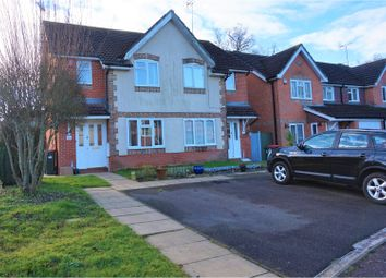 Thumbnail 2 bed semi-detached house for sale in Matthews Drive, Crawley