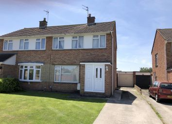 Thumbnail 3 bed semi-detached house for sale in Nyland Road, Swindon