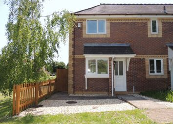 Thumbnail 1 bed end terrace house to rent in St. Pierre Drive, Warmley, Bristol