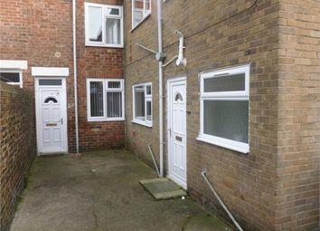 Thumbnail 2 bed flat to rent in Juliet Street, Ashington, Northumberland