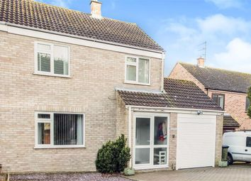 Thumbnail 3 bed semi-detached house for sale in North Pickenham Road, Necton, Swaffham