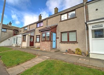 Thumbnail 2 bed terraced house for sale in Hillview Crescent, Ferryden, Montrose