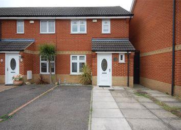 Thumbnail 2 bedroom end terrace house for sale in Lake Close, Dagenham