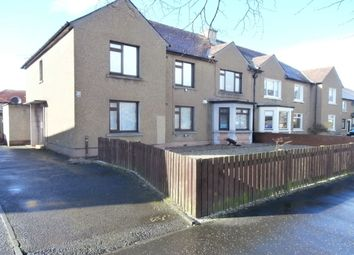 Thumbnail 3 bed flat for sale in Oxgang Road, Grangemouth
