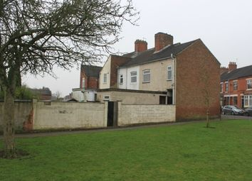 Thumbnail 3 bed terraced house to rent in Fairfield Road, Hugglescote