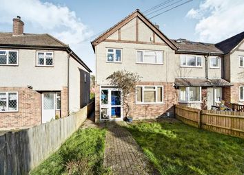 Thumbnail 3 bed end terrace house for sale in Cromwell Road, Caterham, Surrey, .