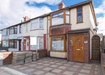 Thumbnail 3 bedroom end terrace house for sale in Waller Avenue, Luton, Bedfordshire, Challney