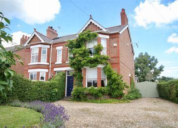 Thumbnail 2 bed semi-detached house for sale in Hermitage Road, Saughall, Saughall
