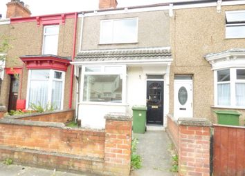 Thumbnail 3 bed terraced house to rent in Lambert Road, Grimsby