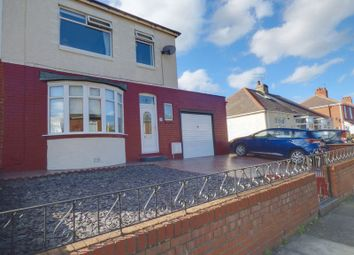 Thumbnail 3 bedroom semi-detached house for sale in Whinneyfield Road, Walkergate, Newcastle Upon Tyne