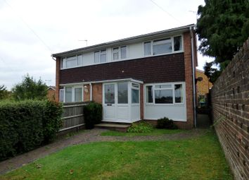 Thumbnail 3 bed semi-detached house to rent in Edelvale Road, West End, Southampton
