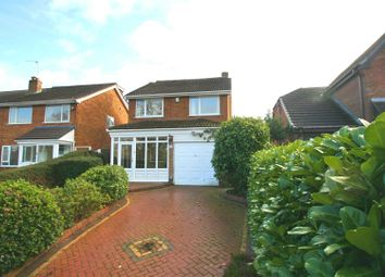 Thumbnail 4 bed detached house for sale in Peterbrook Road, Shirley, Solihull