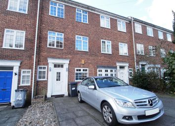 Thumbnail 4 bed terraced house to rent in Oakview Gardens, East Finchley