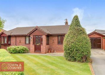 Thumbnail 3 bed detached bungalow for sale in Birch Croft, Mancot, Deeside, Flintshire