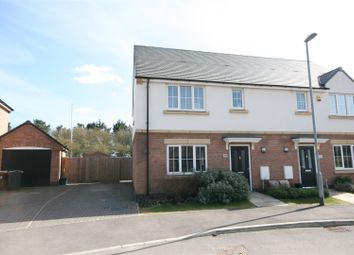 Thumbnail 3 bedroom property for sale in The Drive, St. Crispin Hospital, Duston, Northampton