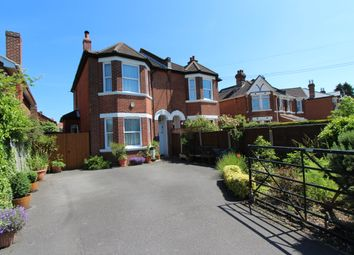 Thumbnail 3 bed semi-detached house for sale in Station Road, Netley Abbey