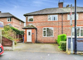 Thumbnail 3 bed semi-detached house to rent in Stamford Avenue, Altrincham, Greater Manchester