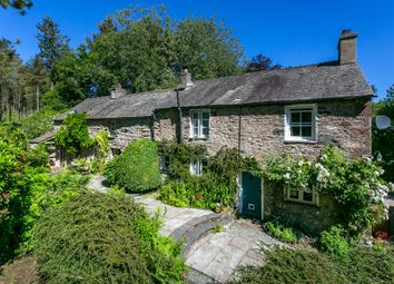 Thumbnail 4 bedroom detached house for sale in School Ellis, The Hill, Millom, Cumbria