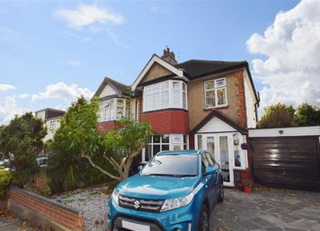 Thumbnail 3 bed semi-detached house for sale in Elmsleigh Drive, Leigh-On-Sea, Essex