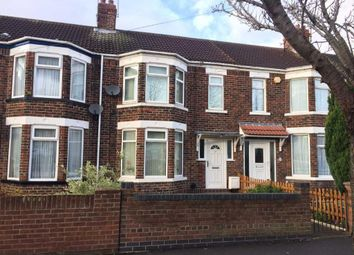 Thumbnail 3 bed terraced house for sale in Boothferry Road, Hull
