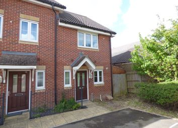 Thumbnail 2 bedroom end terrace house to rent in Grevillea Avenue, Fareham