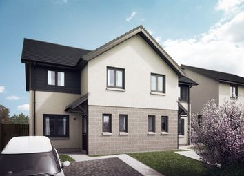 Thumbnail 3 bedroom semi-detached house for sale in The Thistle, Kinion Place, Aberdeen