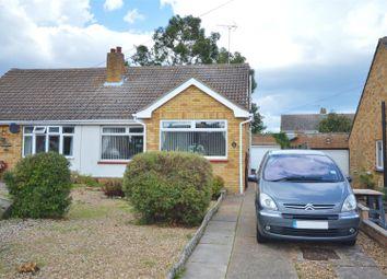 Thumbnail 2 bed semi-detached bungalow for sale in Barrington Close, Little Clacton, Clacton-On-Sea