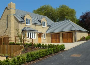 Thumbnail 5 bed detached house for sale in The Larches, Station Road, Broadway, Worcestershire