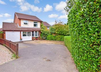 Thumbnail 3 bed detached house for sale in Puttney Drive, Kemsley, Sittingbourne, Kent