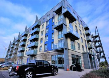 Thumbnail 1 bed flat for sale in The Boathouse, Ocean Drive, Gillingham