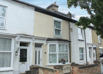 Thumbnail 3 bedroom terraced house for sale in Brereton Road, Bedford