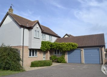 Thumbnail 4 bed detached house for sale in Greenfinch End, Colchester