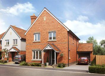 Victoria Mews, Chilworth, Guildford, Surrey GU4. 4 bed detached house