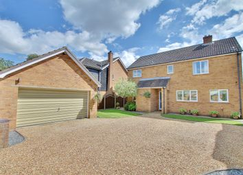 Thumbnail 4 bed detached house for sale in Church Street, Woodhurst, Huntingdon