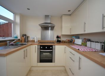 Thumbnail 2 bed terraced house to rent in Hough Cottages, Newcastle Road, Crewe