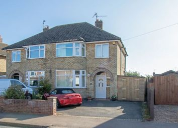 Thumbnail 3 bedroom semi-detached house for sale in Roxburgh Road, Stamford