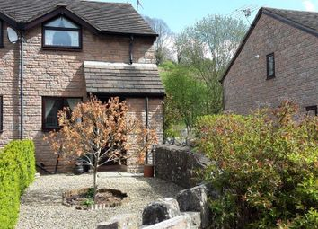 Thumbnail 2 bed terraced house to rent in Miles Cottages, Clearwell