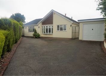 Thumbnail 3 bed detached bungalow for sale in Nelson Close, Biggin Hill, Westerham