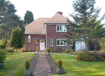 Thumbnail 3 bed detached house for sale in Moor Lane, Ponteland, Newcastle Upon Tyne