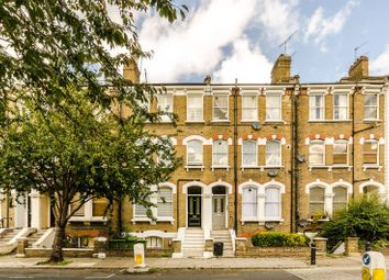 Thumbnail 4 bed flat for sale in Netherwood Road, Brook Green