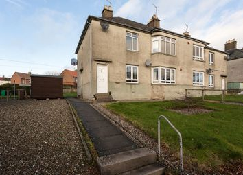 Thumbnail 2 bed flat for sale in Lochiebank Place, Auchtermuchty, Fife