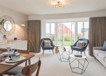 "Thumbnail 4 bedroom end terrace house for sale in ""Woodcote"" at Phoenix Lane, Fernwood, Newark"