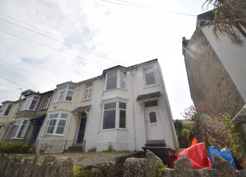 Thumbnail 4 bed end terrace house to rent in Langton Terrace, Falmouth