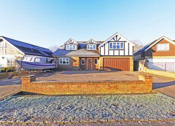 Thumbnail 5 bed detached house to rent in Willow Crescent West, Denham, Uxbridge