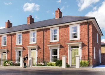Thumbnail 3 bedroom terraced house for sale in Coade Street, Poundbury, Dorchester