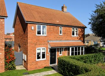 Thumbnail 4 bed detached house for sale in Bluebell Road, Scartho