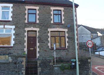 Thumbnail 4 bed end terrace house for sale in Brewery Street, Pontygwaith, Ferndale, Rhondda Cynon Taff.