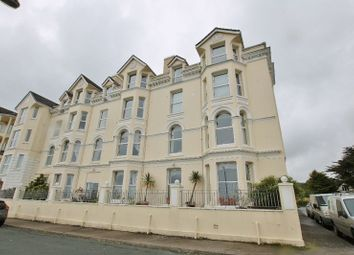 Thumbnail 3 bed flat for sale in Ballure Promenade, Ramsey, Isle Of Man