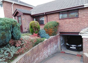 2 bed semi-detached bungalow for sale in Falcon Drive, Cimla, Neath . SA11